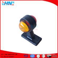 Amber-Red LED Truck Signal Light For Truck Trailer