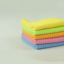 Special for 100% Microfiber Warp Towel Custom Warp Knitting Soft Terry Cleaning Towel supply to Malawi Supplier