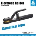 New japan 500a electrode holder Code.DC-111