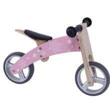 "Mini Wooden Bike 8"" Smart/Baby Bike/Rider/Bicycle"