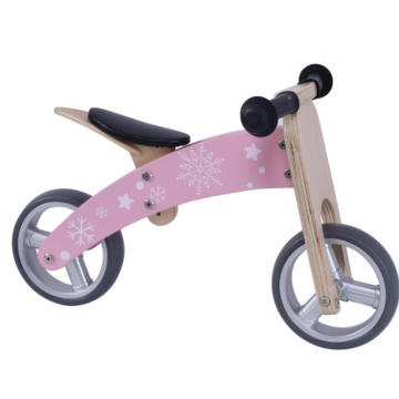 "Mini Wooden Bike 8"" Smart/Baby Bike/Rider/Bicycle"