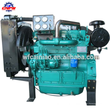 high performance 2 cylinder 25hp water-cooled diesel engine