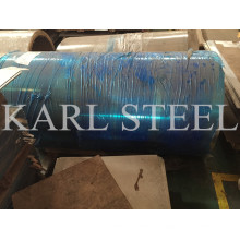 Bobina de aço inoxidável laminada 201 2b superfície