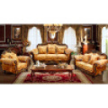 Wood Sofa Set for Home Furniture and Hotel Furniture (929)