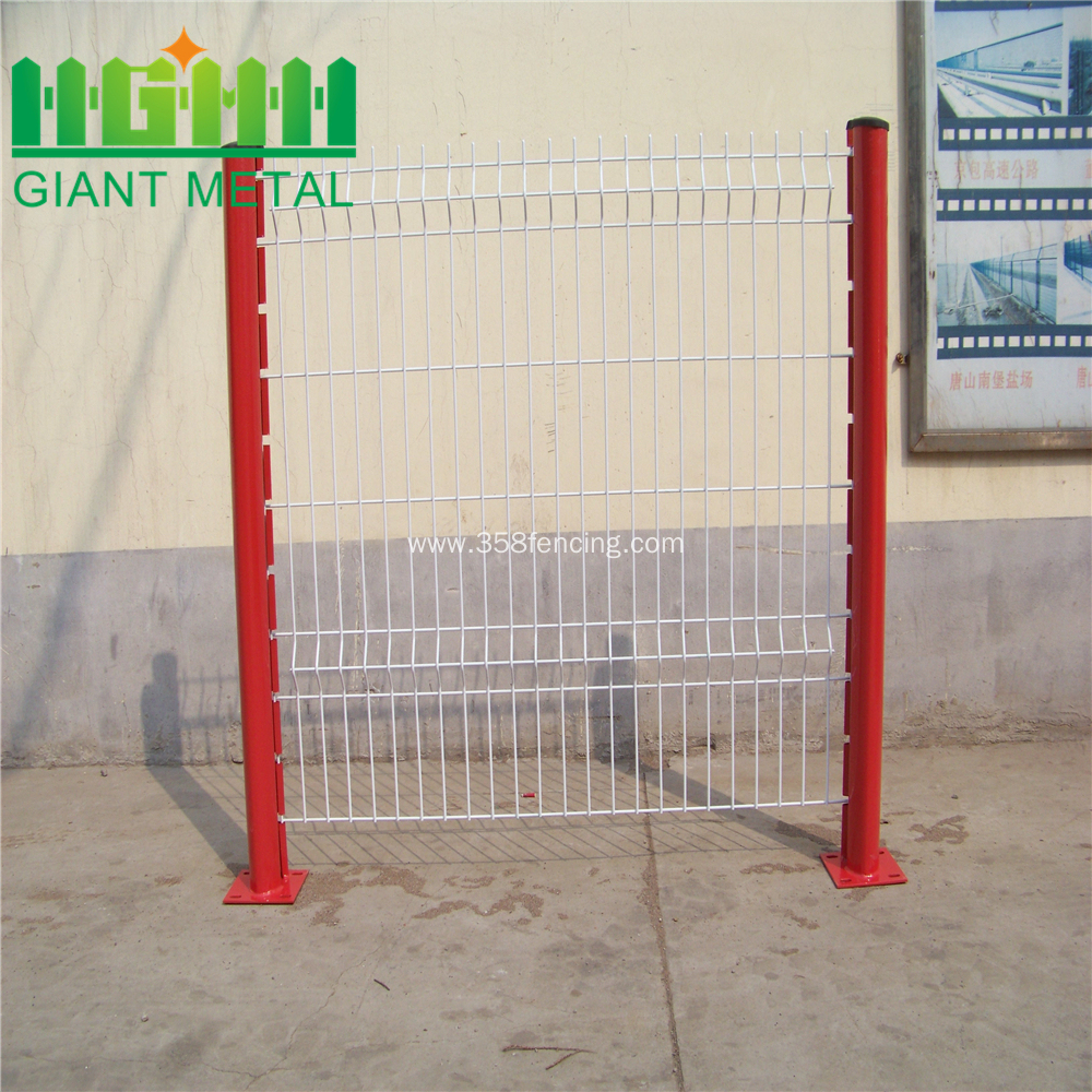 High Security Perimeter Villa Welded Wire Mesh Fence China Manufacturer