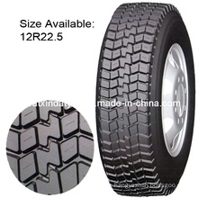 Radial Heavy Truck Tire with ECE DOT Certificate (12R22.5)