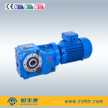 HK127 Helical-Bevel Belt Gear Motor for Conveyor Belt