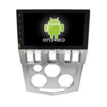 Quad core! Android 6.0 dvd de voiture pour Renault Silver L90 avec écran capacitif de 8 pouces / GPS / Mirror Link / DVR / TPMS / OBD2 / WIFI / 4G