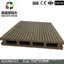 gswpc 2014 HOT sale wood plastic decking!/composite flooring /swimming pool surrounds