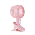 Protable Double Turn Leaves Fan Desk Stand Fan
