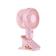 Portable Double Turn Leaves Fan Deskstandaardventilator
