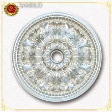 Banruo Серебряная круглая художественная панель с высоким качеством