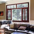 Sound proof tilt up aluminum window decorative