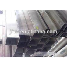 Tubes creux carrés en aluminium série 6000 pour poignée avec une bonne résistance à la corrosion