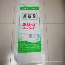 China Factory PP gewebt Tasche für Basmati Reis Verpackung 5kg 10kg 20kg 30kg 50kg