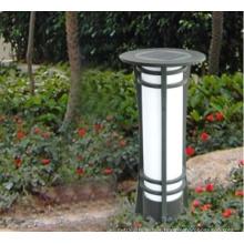 Lámpara de jardín solar de 6W LED para jardín o parque