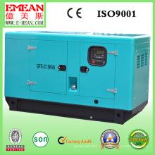 Generador diesel silencioso estupendo CUMMINS 30kw 230V