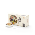 Dry food freeze dried egg grain instant soup