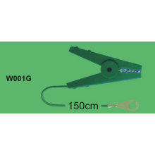 electric fence energizer green clips