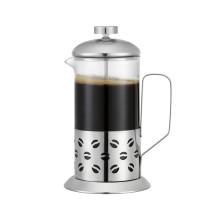Werbegeschenk Großhandel Pyrex Glas Keurig Französisch Presse Kaffeemaschine