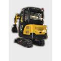 hydraulic bucket grapple for mini excavator