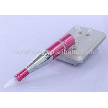Permanente Maquiagem caneta dois agulha sobrancelha bordado tatuagem máquina conjunto