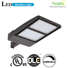 150w led shoebox light with motion sensor