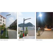 Fuente de la fábrica de luz solar LED integrada de Guangzhou