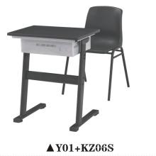 Chaise d'étudiant de vente chaude / bureau d'école et chaise / chaise d'enfants