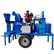Big discount M7MI Twin hydraform clay brick making machine price clay brick