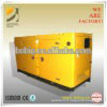 150kw Hot sale high quality Generator powered by weichai engine