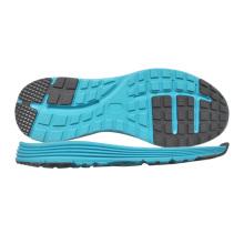2014 mais novos sapatos de borracha sola única phylon