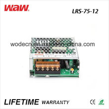 Lrs-75 SMPS 75W 12V 6A Ad / DC LED-Treiber