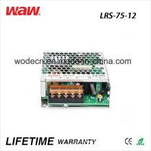 Драйвер лрс-75 75 Вт импульсного источника питания 12В 6А объявлений/DC светодиодные