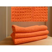 Microfiber Waffle Towel Fabric