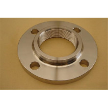 DN50 Menjalin Galvanized Steel Pipe Flange