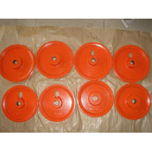 Customized Sand Casting Iron Belt Pulley for Italy