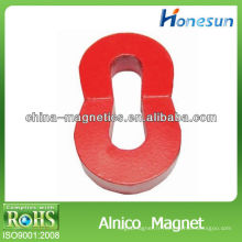 ramassage d'aimant fort rond alnico5