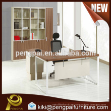 Popular corner office furniture hot sale office table cheap L shape office desk