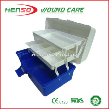 HENSO Waterproof PP Material Empty First Aid Box