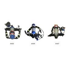 6.8L Life Respirator Fire Fighting Ensembles d'appareils de respiration