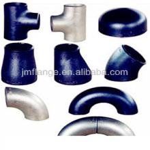 Accesorios de tubería de acero inoxidable ANSI GB