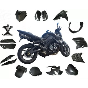 Luxury  durable Carbon fiber Motorcycle parts
