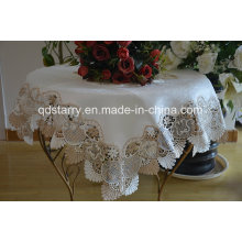 Lace Border Table Clothes