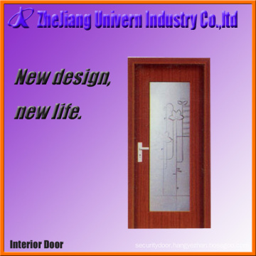 Modern Plywood Lisburn Entrance Doors