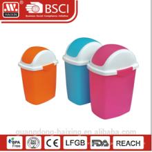Корзина для мусора пластиковый /Plastic бен мусора 3,7/7 Л