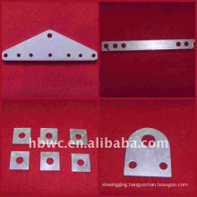 electric equipment yoke plate