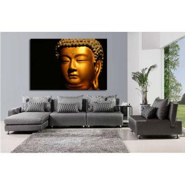 Роспись стен Будды на стене