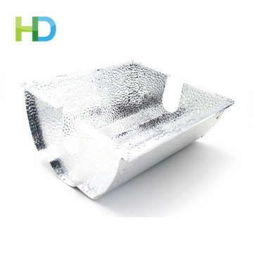 Simple style grow light reflector outdoor lamp cover