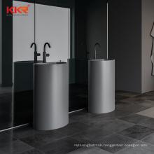 Popular Pedestal Basin And Modern Artificial Stone Wash Basin
